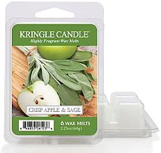 Parfüm, Parfüméria, kozmetikum Illatosított viasz - Kringle Candle Wax Crisp Apple & Sage