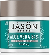 """Parfüm, Parfüméria, kozmetikum Hidratáló arc- és testápoló """"Aloe vera"""" - Jason Natural Cosmetics Soothing Aloe Vera Moisturizing Cream"""