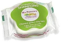 """Parfüm, Parfüméria, kozmetikum Bio szilárd sampon zsíros hajra """"Zöld agyag"""" - Ma Provence Shampoo"""