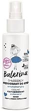 Parfüm, Parfüméria, kozmetikum Antibakteriális lábdezodor - Floslek Balerina Cooling Foot Deodorant Antibacterial