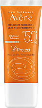 Parfüm, Parfüméria, kozmetikum Nappali napvédő krém arcra - Avene Solaire B-Protect SPF 50+