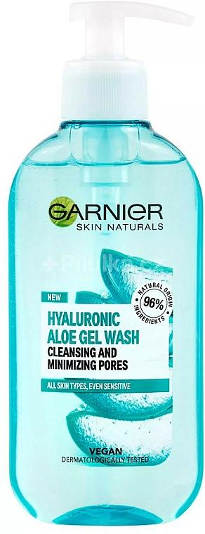 Arclemosó - Garnier Hyaluronic Aloe Gel Wash
