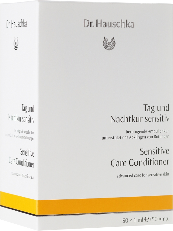 Szérum érzékeny bőrre - Dr. Hauschka Sensitive Care Conditioner