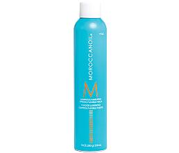 Parfüm, Parfüméria, kozmetikum Hajlakk a fényes hajért - Moroccanoil Luminous Hairspray