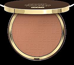 Parfüm, Parfüméria, kozmetikum Bronzosító kompakt púder - Pupa Desert Bronzing Powder