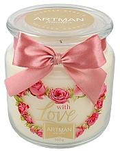 Parfüm, Parfüméria, kozmetikum Illatosított gyertya - Artman With Love