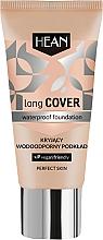 Parfüm, Parfüméria, kozmetikum Vízálló alapozó - Hean Long Cover Waterproof Foundation