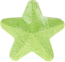 Parfüm, Parfüméria, kozmetikum Csillag alakú fürdőbomba, ananász - IDC Institute Bath Fizzer Star