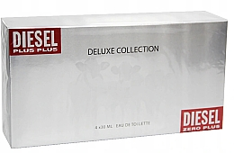 Parfüm, Parfüméria, kozmetikum Diesel Zero Plus Feminine - Szett (EDT/4x30ml)