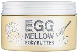 Parfüm, Parfüméria, kozmetikum Testolaj - Too Cool For School Egg Mellow Body Butter