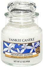 """Parfüm, Parfüméria, kozmetikum Aromagyertya """"Éjszakai jázmin"""" - Yankee Candle Midnight Jasmine"""