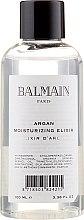 Parfüm, Parfüméria, kozmetikum Hidratáló elixír argán olajjal - Balmain Paris Hair Couture Argan Moisturizing Elixir