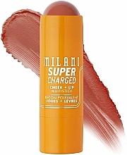 Parfüm, Parfüméria, kozmetikum Multistift arcra és ajakra - Milani Supercharged Cheek + Lip Multistick