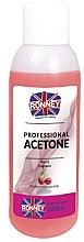 """Parfüm, Parfüméria, kozmetikum Körömlakklemosó """"Meggy"""" - Ronney Professional Acetone Cherry"""