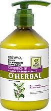 Parfüm, Parfüméria, kozmetikum Kondicionáló-balzsam édesgyökér kivonattal érzékeny bőrre - O'Herbal