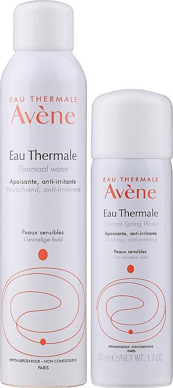 Készlet - Avene Eau Thermale Water (wtr/50ml + wtr/300ml) — fotó N1