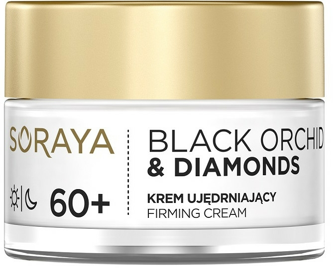 Arckrém 60+ - Soraya Black Orchid & Diamonds 60+ Firming Cream