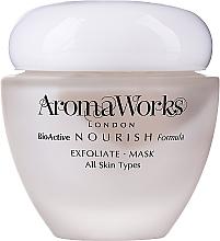 Parfüm, Parfüméria, kozmetikum Hámlasztó arcmaszk - AromaWorks Nourish Face Exfoliate Mask