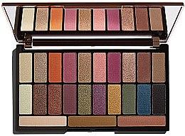 Parfüm, Parfüméria, kozmetikum Szemhéjfesték paletta, árnyalat - Makeup Revolution X Tammi Tropical Paradise Palette