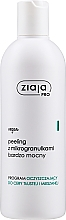 Parfüm, Parfüméria, kozmetikum Intenzív peeling arcra mikroszemcsékkel - Ziaja Pro Very Strong Peeling With Microgranules