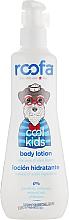 Parfüm, Parfüméria, kozmetikum Testápoló aloe verával és shea vajjal - Roofa Cool Kids Body Lotion