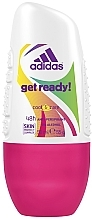 Parfüm, Parfüméria, kozmetikum Izzadásgátló - Adidas Anti-Perspirant Get Ready Cool&Care 48h