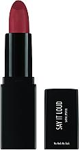 Parfüm, Parfüméria, kozmetikum Ajakrúzs - Sleek MakeUP Say It Loud Satin Lipstick