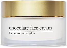 Parfüm, Parfüméria, kozmetikum Energizáló csokoládés arckrém - Yellow Rose Chocolate Face Cream