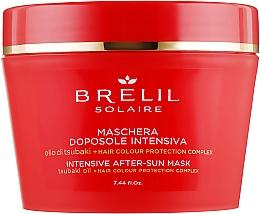 Parfüm, Parfüméria, kozmetikum Napozás utáni hajmaszk - Brelil Solaire Intensive After-Sun Musk
