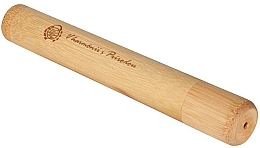 Parfüm, Parfüméria, kozmetikum Bambusz fogkefe tartó tok - Curanatura