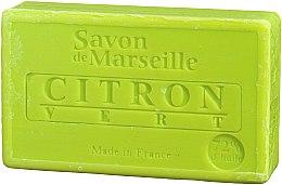 """Parfüm, Parfüméria, kozmetikum Természetes szappan """"Citrom és lime"""" - Le Chatelard 1802 Soap Lemon & Lime"""