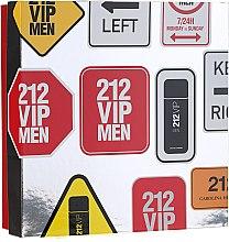 Parfüm, Parfüméria, kozmetikum Carolina Herrera 212 VIP Men - Szett (edt/100 ml + sh/gel/100 ml)