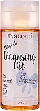 Parfüm, Parfüméria, kozmetikum Sminklemosó olaj normál és száraz bőrre - Nacomi Cleansing Oil Make Up Remover