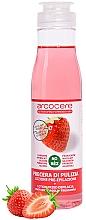 Parfüm, Parfüméria, kozmetikum Érzéstelenítő krém eperrel szőrtelenítés előtt - Arcocere