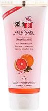 Parfüm, Parfüméria, kozmetikum Tusfürdő gél - Sebamed Shower Gel With Grapefruit