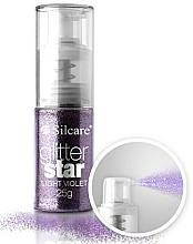 Parfüm, Parfüméria, kozmetikum Folyékony csillámpor - Silcare Glitter Star