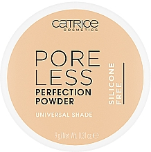 Parfüm, Parfüméria, kozmetikum Arcpúder - Catrice Puder Poreless Perfection Powder