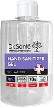 Parfüm, Parfüméria, kozmetikum Antibakteriális kézfertőtlenítő gél kézre levendulával - Dr. Sante Antibacterial Hand Sanitizer Gel With Lavender