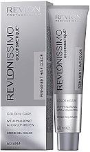 Parfüm, Parfüméria, kozmetikum Hajfestő krém gél - Revlon Professional Revlonissimo Color & Care Technology XL150