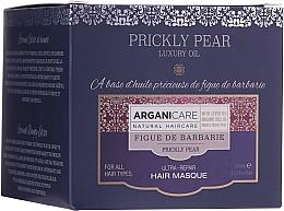 Parfüm, Parfüméria, kozmetikum Ultra-helyreállító maszk fügekaktusszal - Arganicare Prickly Pear Ultra-Repair Hair Mask