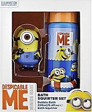 Parfüm, Parfüméria, kozmetikum Készlet - Corsair Despicable Me (bath/f/250ml + toy)