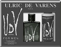Parfüm, Parfüméria, kozmetikum Ulric de Varens UDV - Szett (edt/100ml+deo/200ml)