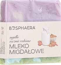 """Parfüm, Parfüméria, kozmetikum Természetes szappan """"Mandula tej"""" - Bosphaera"""