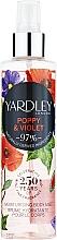 Parfüm, Parfüméria, kozmetikum Yardley Poppy & Violet - Spray testre