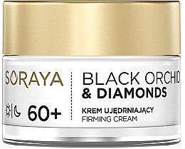 Parfüm, Parfüméria, kozmetikum Arckrém 60+ - Soraya Black Orchid & Diamonds 60+ Firming Cream