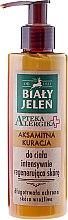 Parfüm, Parfüméria, kozmetikum Bársonyos testápoló - Bialy Jelen Apteka Alergika Cream-Care For Body