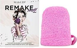 """Parfüm, Parfüméria, kozmetikum Sminkeltávolító kesztyű """"ReMake"""", rózsaszín - MakeUp"""