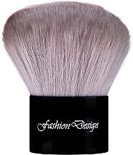 Parfüm, Parfüméria, kozmetikum Kabukki ecset, 37368, szürke - Top Choice Fashion Design