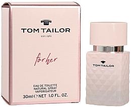Parfüm, Parfüméria, kozmetikum Tom Tailor For Her - Eau De Toilette