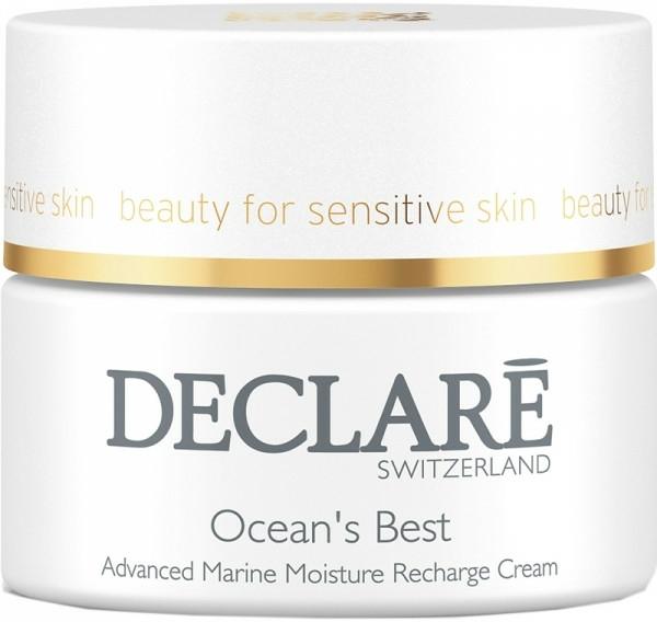 Intenzív hidratáló krém - Declare Ocean's Best Advanced Marine Moisture Recharge Cream — fotó N1